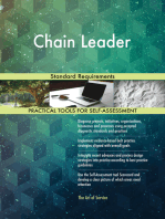 Chain Leader Standard Requirements