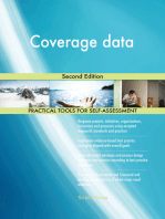 Coverage data Second Edition