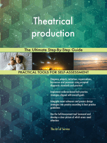 Theatrical production The Ultimate Step-By-Step Guide