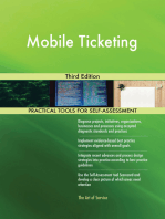 Mobile Ticketing Third Edition