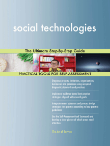 social technologies The Ultimate Step-By-Step Guide