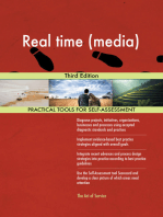 Real time (media) Third Edition