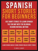 Spanish Short Stories For Beginners (Vol 1)