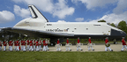 Trump Hints At Plan To Create 'Space Force' As Sixth Military Branch