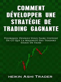 Comment Dèvelopper une Stratègie de Trading Gagnante: Pourquoi Devriez-Vous Faire L'opposè De Ce Que La Majoritè Des Traders Essaie De Faire