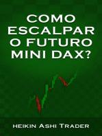 Como escalpar o futuro mini DAX?