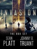 Alien Invasion Box Set