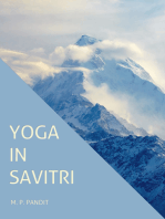 Yoga in Savitri