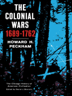 Colonial Wars, 1689-1762