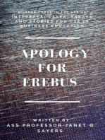 Apology for Erebus