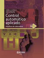 Control automático aplicado: Prácticas de laboratorio 2da. Edición