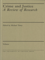 Crime and Justice, Volume 47: A Review of Research
