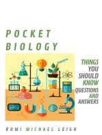 Pocket Biology
