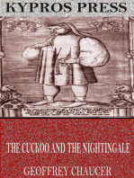 The Cuckoo and the Nightingale