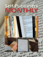 Self-Publishers Monthly, June: July 2014