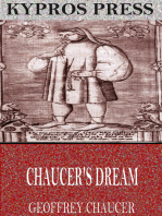 Chaucer's Dream