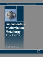 Fundamentals of Aluminium Metallurgy: Recent Advances