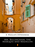 Mr. Billingham, the Marquis and Madelon