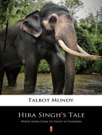 Hira Singh's Tale