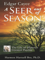Edgar Cayce A Seer Out of Season
