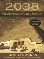 2038 The Great Pyramid Timeline Prophecy