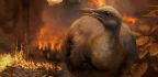 The Asteroid That Smote the Dinosaurs Burned the Birds Out of Trees
