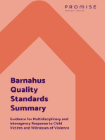 Barnahus Quality Standards