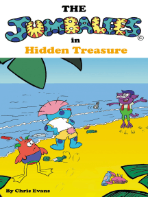 The Jumbalees in Hidden Treasure: A Hidden Treasure Hunt story for Kids ages 4 - 8 illustrated with cartoons