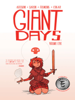 Giant Days Vol. 5