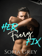 Her Fiery Fix (Love at the Beach, #4)