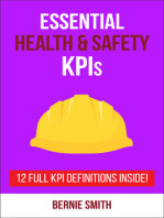 Essential Health and Safety KPIs