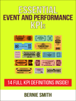 Essential Event and Performance KPIs