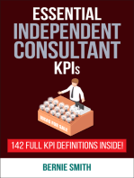 Essential KPIs for Independent Consultants