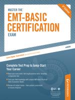 Master the EMT-Basic Certification Exam