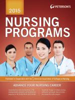 Nursing Programs 2015