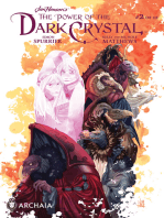 Jim Henson's The Power of the Dark Crystal #2
