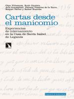 Cartas desde el manicomio: Experiencias de internamiento en la Casa de Santa Isabel de Leganés