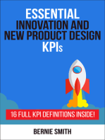 Essential Innovation and New Product Development KPIs