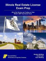 Illinois Real Estate License Exam Prep