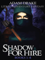 Shadow For Hire Books 1-4