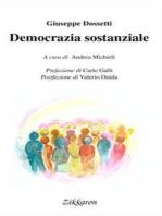 Democrazia sostanziale