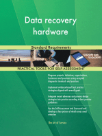 Data recovery hardware Standard Requirements