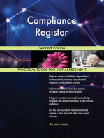 Compliance Register Second Edition