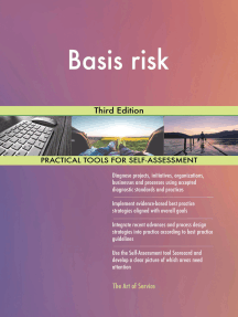 Basis risk Third Edition