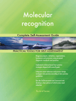 Molecular recognition Complete Self-Assessment Guide