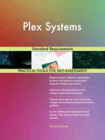 Plex Systems Standard Requirements