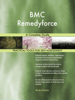 BMC Remedyforce A Complete Guide