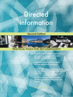Directed information Second Edition