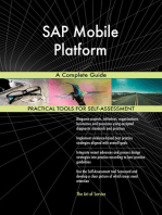 SAP Mobile Platform A Complete Guide
