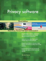 Privacy software Third Edition